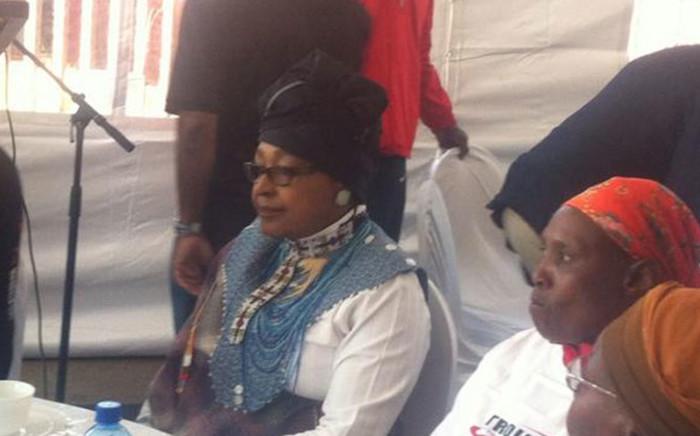 FILE. Winnie Madikizela-Mandela. Picture: Reinart Toerien/EWN.
