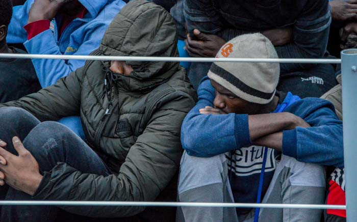 FILE: The number of migrants arriving in Spain by sea from north Africa doubled in 2017 from the year before. Picture: @UNmigration/Twitter.