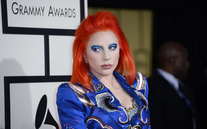 Lady Gaga arrives for the 58th annual Grammy Awards ceremony at the Staples Center in Los Angeles, California, USA, 15 February 2016. EPA/PAUL BUCK