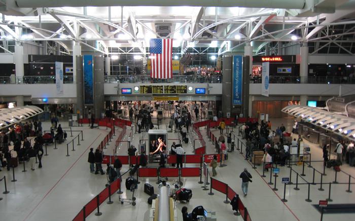 John F. Kennedy International Airport. Picture: Facebook