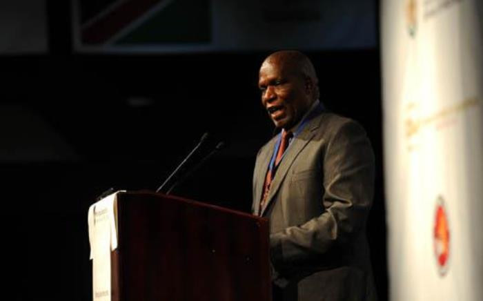 Former NUM president, now Minister of Agriculture, Forestry and Fisheries, Senzeni Zokwana. Picture: GCIS.