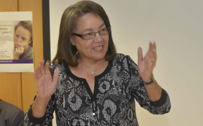 Cape Town Mayor Patricia de Lille. Picture: @PatriciaDeLille/Twitter