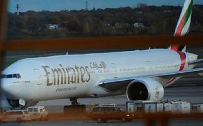 FILE: An Emirates Airline jet. Picture: Supplied.