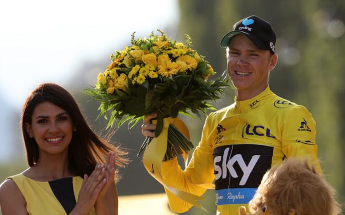 FILE: Tour de France 2016 winner Christopher Froome. Picture: AFP