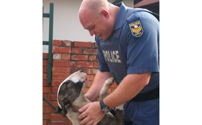 Sergeant Bruwer Smith,who was murdered in Mountain View, Pretoria, in front of his son on 5 June 2012. Picture: Supplied