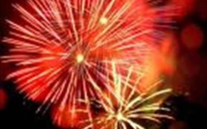 Fireworks. Picture: Eyewitness News