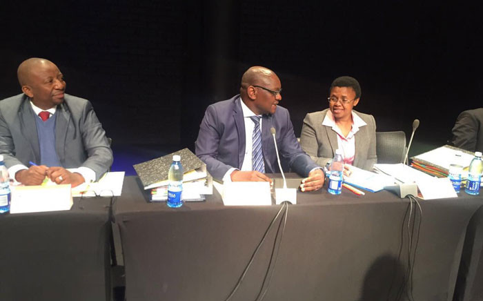 The AG says Premier David Makhura's administration recorded its best performance in 13 years. Picture: Masa Kekana/EWN.