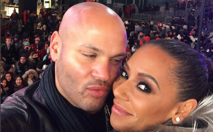 Mel B and Stephen Belafonte pictured before their divorce. Picture: instagram.com