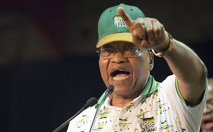 FILE: Jacob Zuma. Picture: Sethembiso Zulu/EWN