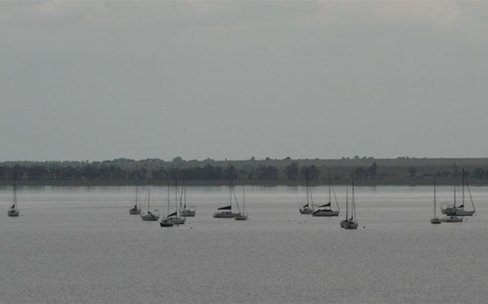 Leisure boats on the Vaal Dam. Picture: Louise McAuliffe/EWN
