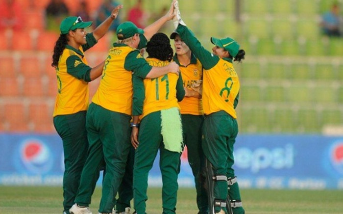 The Proteas Women's team went down to England Ladies on Friday. Picture: Facebook.com