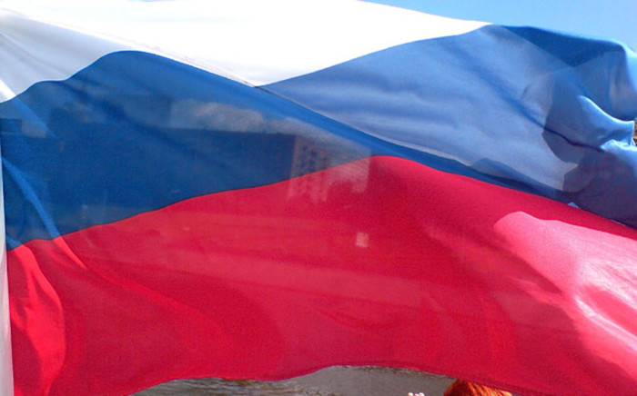 FILE: Russian flag. Picture: commons.wikimedia.org