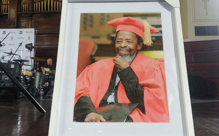The late Professor Keorapetse Kgositsile. Picture: EWN