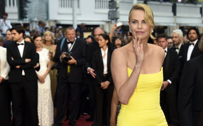 FILE: Hollywood actress Charlize Theron. Picture: AFP