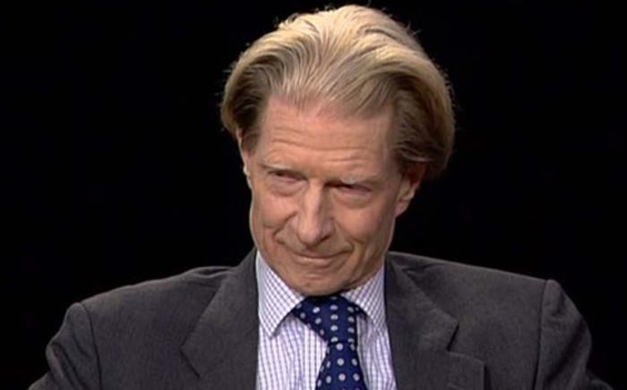 British scientist, John Gurdon, one of the 2012 Nobel Prize for medicine winners. Picture: CharlieRose.com