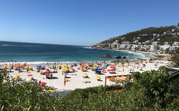 Clifton Beach in Cape Town. Picture: Cindy Archillies/EWN.