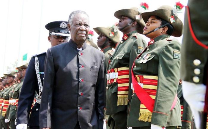 Zambia's President Michael Sata. Picture: AFP.