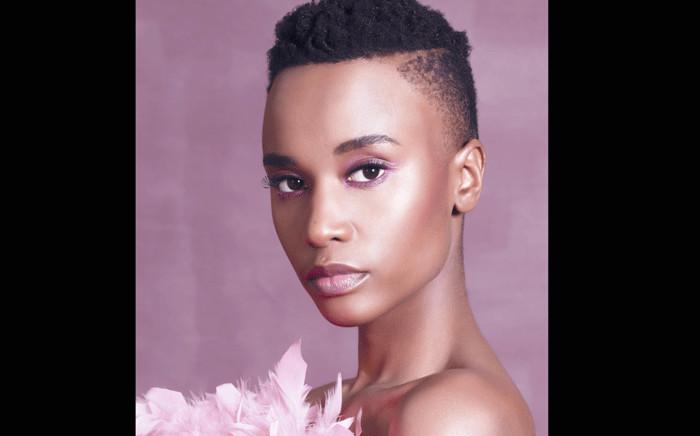Miss SA Zozibini Tunzi. Picture: Supplied.