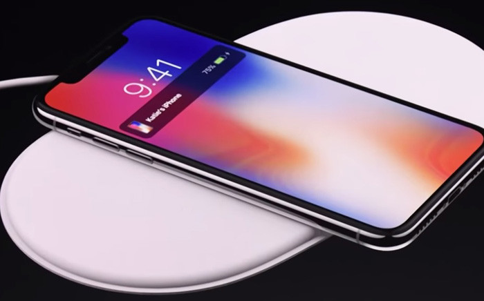 A screengrab of AirPower wireless charging mat. Picture: YouTube.
