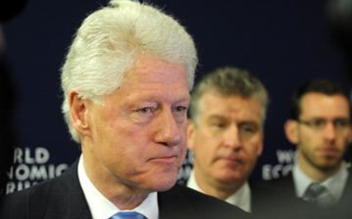 Former US President Bill Clinton hailed former President Nelson Mandela during a special ceremony at the United Nations General Assembly in New York on 18 July in honour of Mandela's Birthday and World Mandela Day.Picture:EWN