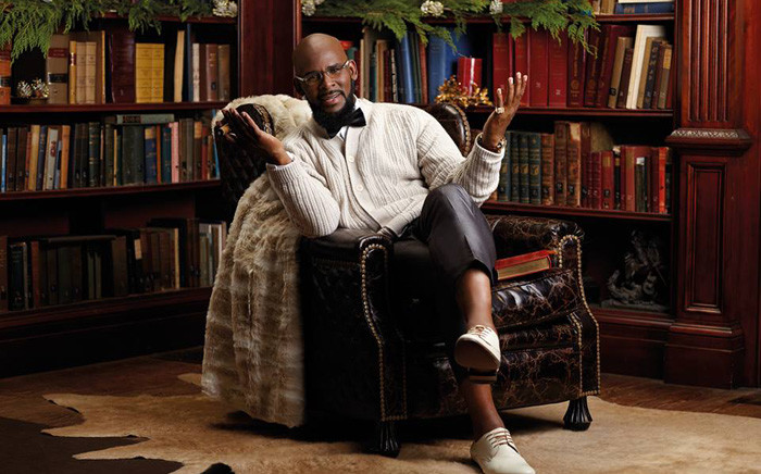 American R&B star R Kelly. Picture: @Rkelly/Facebook.com