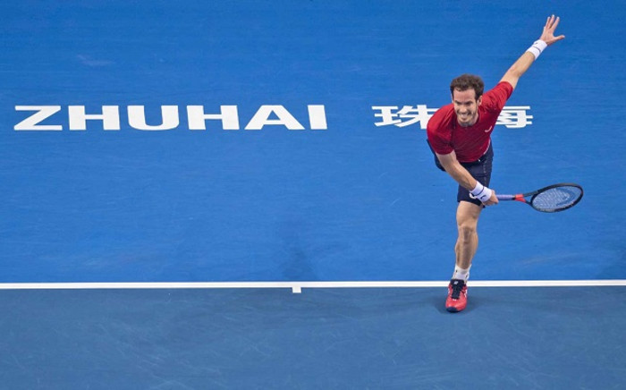 Former world number one Andy Murray. Picture: @ATP_Tour/Twitter