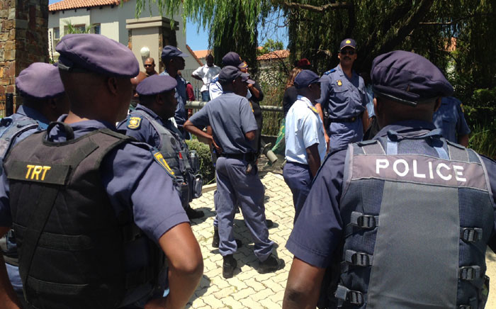 FILE: The National Firearms Summit will look to tighten controls over who owns a gun, and will also look at which police officers are allocated a firearm. Picture: Vumani Mkhize/EWN.