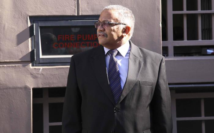 FILE: Former Western Cape Police Commissioner Arno Lamoer. Picture: EWN