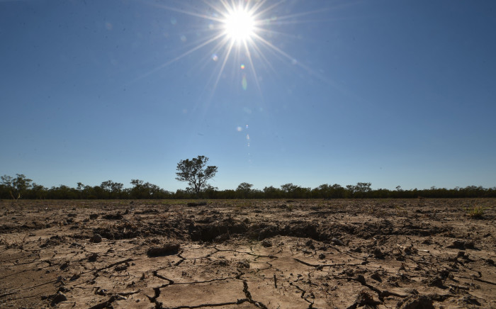 Heatwave. Picture: AFP