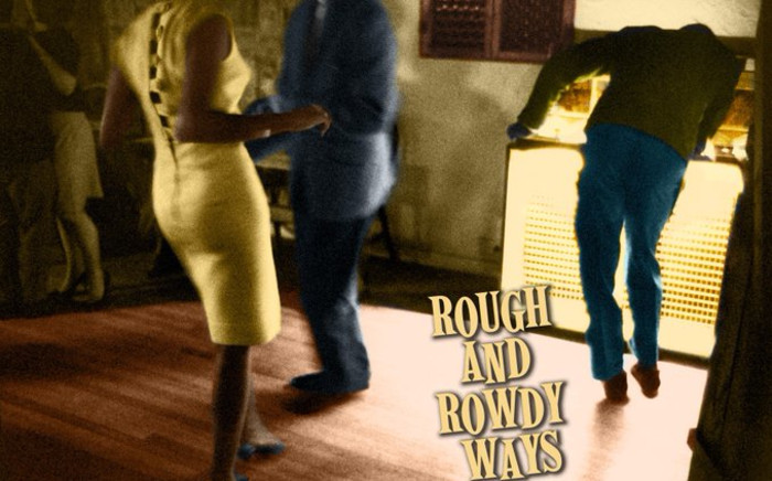 Bob Dylan's new album 'Rough and Rowdy Ways' out on 19 June 2020. Picture: Twitter