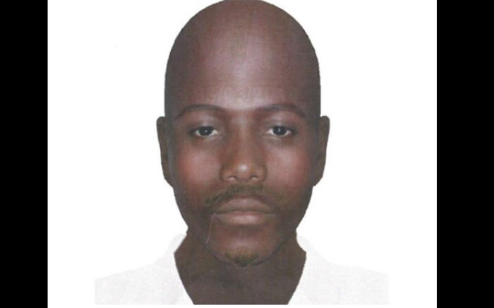 A picture released by police of a man wanted in connection with a rape of a UWC student. Picture: SAPS.
