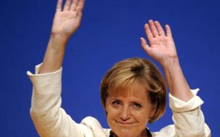 FILE: German Chancellor Angela Merkel. Picture: AFP.