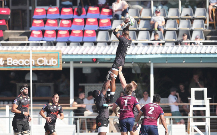 Queensland Reds won a Super Rugby match in Durban for the first time since 2004 after beating Sharks. Picture: @TheSharksZA/Twitter.