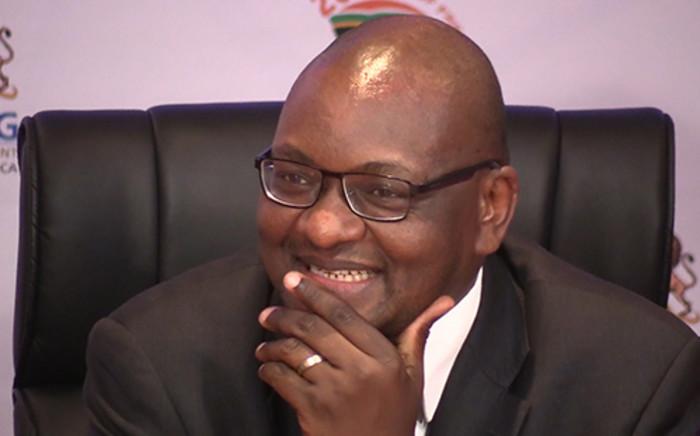 Gauteng Premier David Makhura. Picture:EWN.