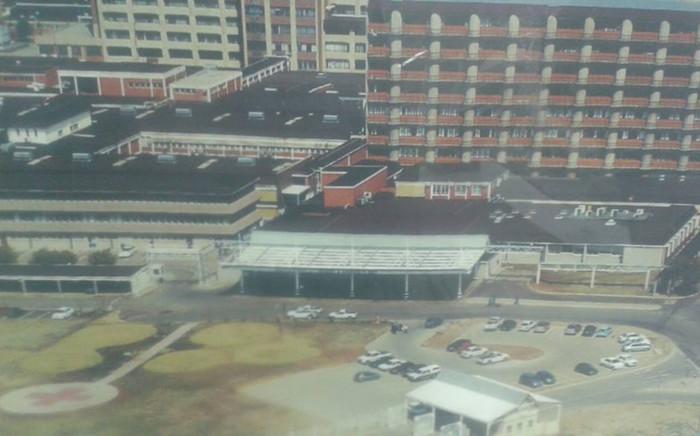 Pelonomi Tertiary Hospital. Picture: Facebook