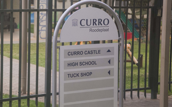 Curro Private School in Roodeplaat. Picture: Christa Eybers/EWN