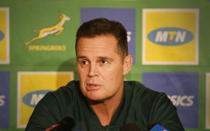 FILE: Springbok coach Rassie Erusmus. Picture: Bertram Malgas/EWN