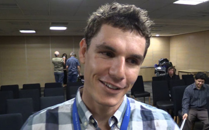 Cyclist Daryl Impey was cleared of doping charges at a hearing in Johannesburg. Picture: Reinart Toerien/EWN.