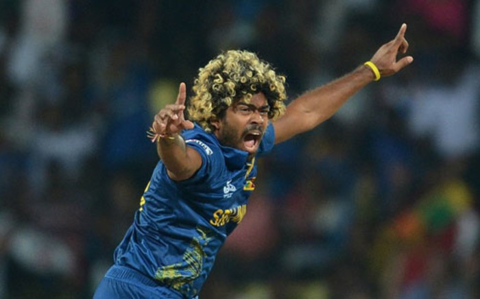 FILE: Sri Lankan cricketer Lasith Malinga. Picture: AFP.