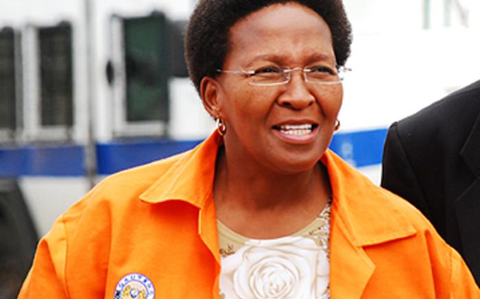 Gauteng Community Safety MEC Faith Mazibuko. Picture: EWN
