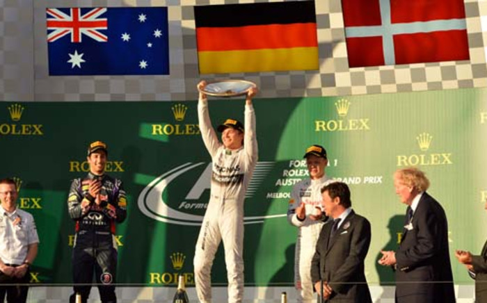FILE: Germany's Nico Rosberg. Picture: AFP.