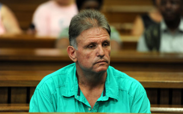 Johan Kotze appears in the North Gauteng High Court on Tuesday, 20 November 2012. Picture: Werner Beukes/SAPA.