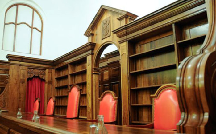 Supreme Court of Appeal benches. Picture: Supplied by the court.