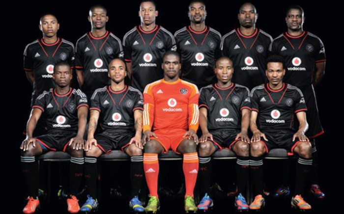 Pirates players' efforts have not been recognised on a continental scale. Picture: Orlando Pirates official Facebook page.