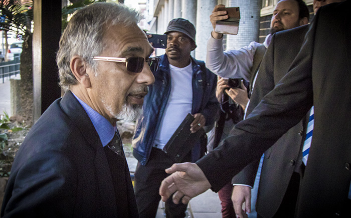FILE: Ivan Pillay at the Commercial Crimes Court in Pretoria. Picture: Thomas Holder/EWN.