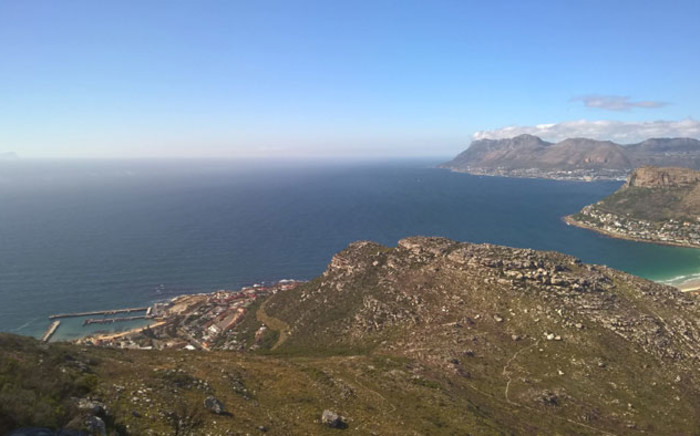 FILE: A view of Kalk Bay in the Silvermine Nature Reserve. Picture: EWN