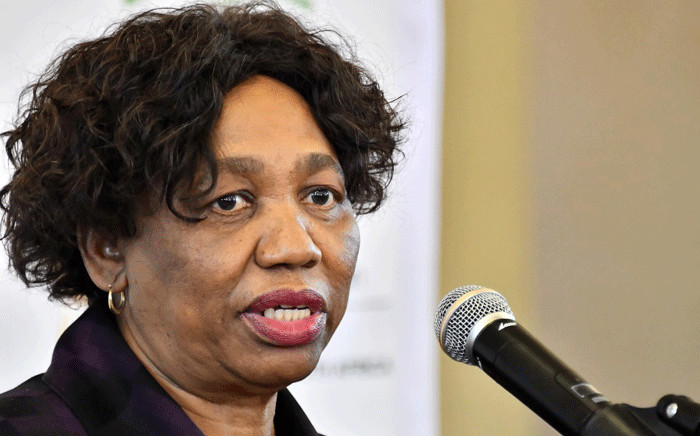 FILE: Basic Education Minister Angie Motshekga. Picture: GCIS