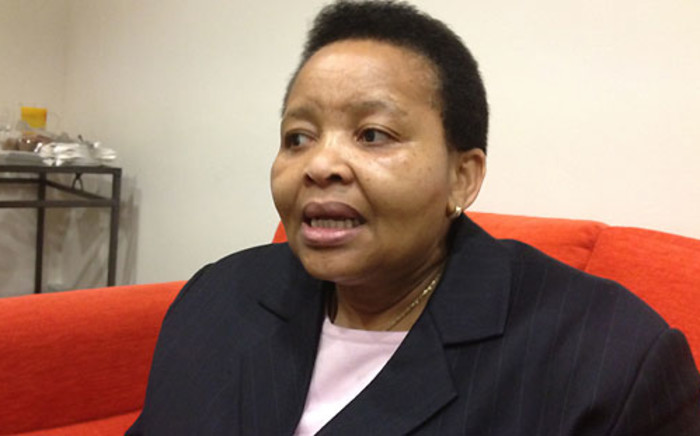 Lulu Xingwana believes harsher sentences would serve as a deterrent to would-be rapists.