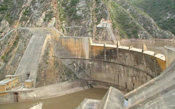 Kouga Dam. Picture. Baviaans Tourism