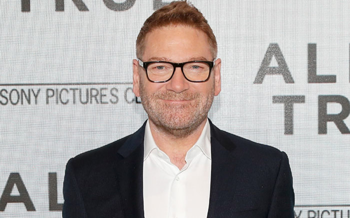 FILE: Kenneth Branagh attends the 'All Is True' New York Premiere at The Robin Williams Center on 5 May 2019 in New York City. Picture: Dominik Bindl/AFP